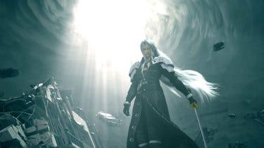 Final Trailer thumb: Sephiroth