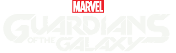 Official logo for Marvel's Guardians of the Galaxy.