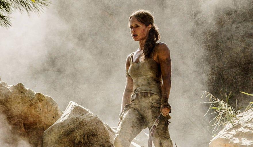 Misha Green Tomb Raider Sequel thumbnail