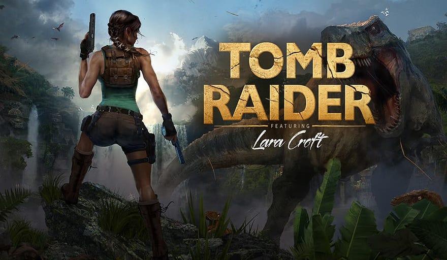 Tomb Raider Box Art Redesign thumbnail