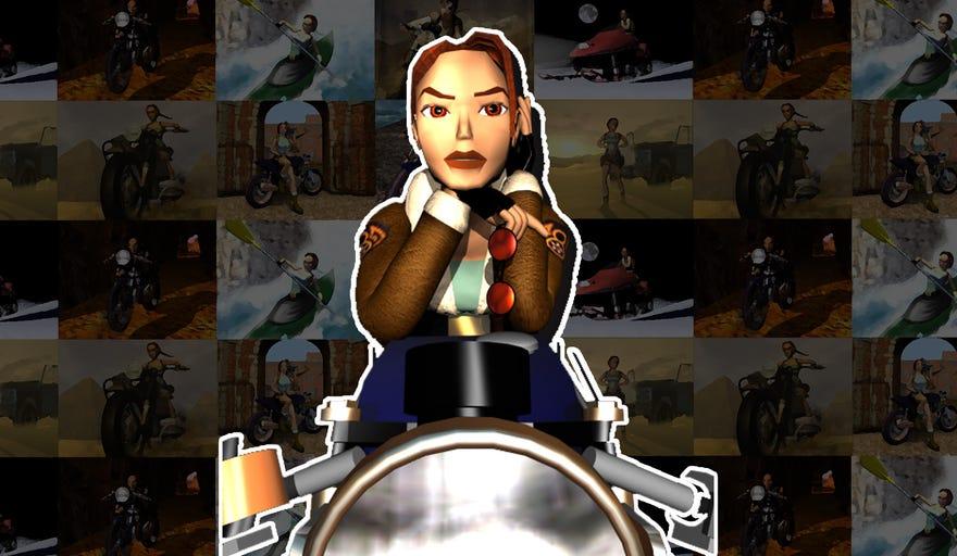 Tomb Raider II Franchise Feature: Vehicles thumbnail