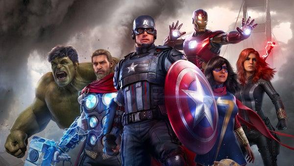 juega a la beta abierta de Marvel's Avengers