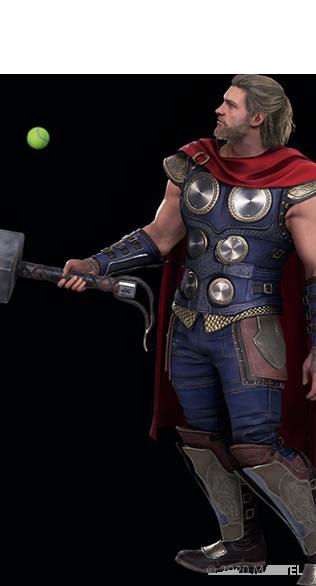 Thor - Bounce - Emote