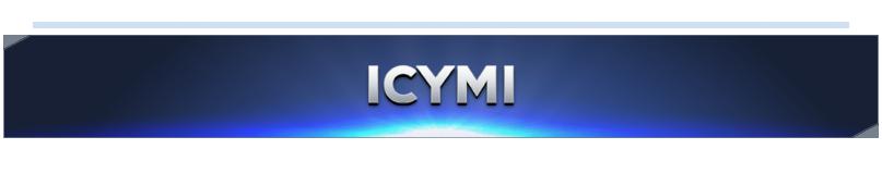 ICYMI