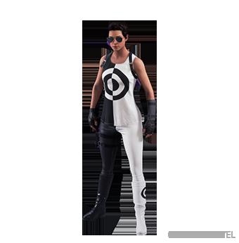 Kate Bishop - Spy Games - Outfit