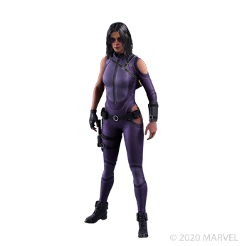 Kate Bishop - Signature Style - Outfit