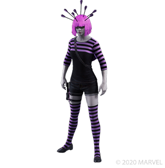 Kate Bishop - Cirque - Outfit