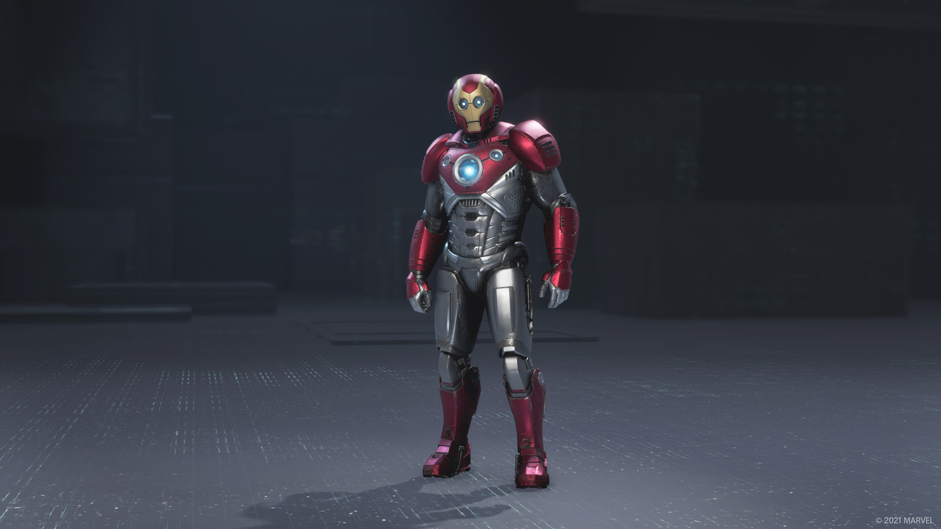Legendary Ultimate Iron Man Outfit