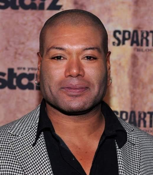A headshot of Black Panther voice actor Chris Judge