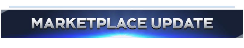 """marketplace update"""